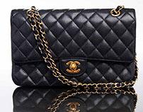 Chanel Hand Bag Product Shot