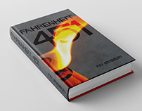 Fahrenheit 451 Cover - Innocence Is Burning
