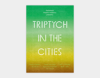 Triptych in the Cities