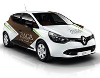 Zanda CarWrapping concept