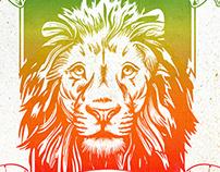 """Flyer para Zazen Culture """"Espíritu Libre"""""""