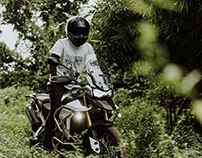 Into the jungle with Triumph Tiger 900 Rally Pro.