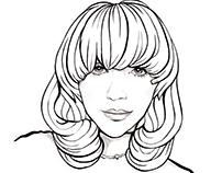 Wella Hair, Color Creators Portraits