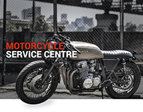 Motorcycle Service Centre