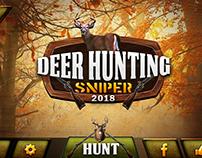 Deer Hunting Sniper 2018
