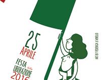 25 aprile-Collaborazione con Museo della Resistenza