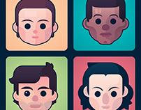 Star Wars Emojis