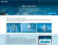 Responsive Web & Mobile UI/UX for Visionary Planning