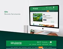 Website Revista Servioeste