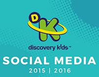 Discovery Kids | Social Media