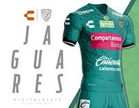 Jersey Jaguares 16/17