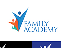 Family Academy Logo Design