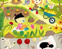 Puzzle: The Garden