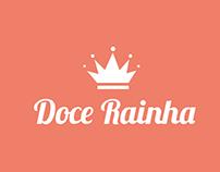 Doce Rainha   Branding