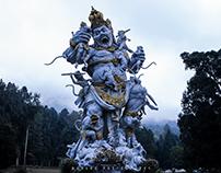 Bali's Statue
