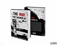 Bookcover - The war that changed us (Ukraine)