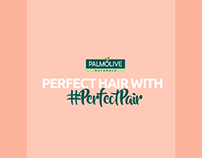 Pamolive Naturals Perfect Pair Campaign