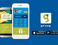 Gulf Energy App promo (proposal)