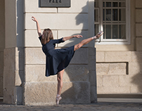 Dance In The City Of Lion (LVIV)