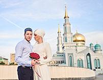 Dinara and Ruslan Wedding