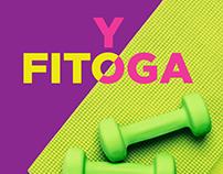 FITOYOGA | brand identity
