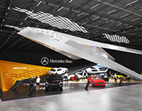 *Mercedes-Benz* Exhibition stand *