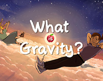What is Gravity? Educational Animation & Video Game
