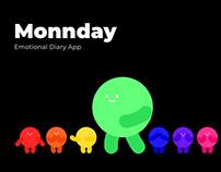 Monnday : Emotional Diary App