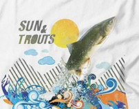 Fly Fishing T-shirts