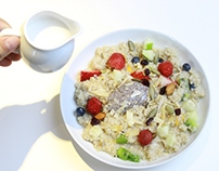 Trust Organic Food. MEALS