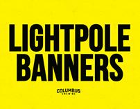 Columbus Crew SC: Light Pole Banners