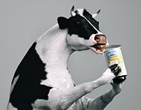 Soyamigo   Soy-friendly Cow CGI