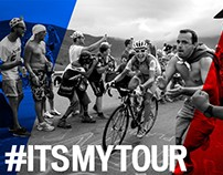 Specialized Bikes - #ITSMYTOUR Campaign