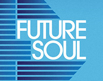 Future Soul | Gig Poster