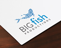 Big Fish Productions Branding