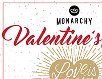 Monarchy Bistro - Branding & Marketing
