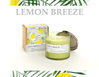 Lemon Breeze Candle