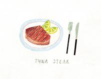 Tuna Steak / Kyobo Life