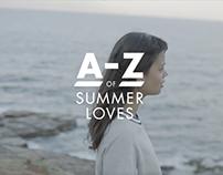 Bonds 'A-Z of Summer Loves' Christmas S16