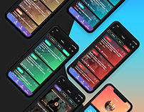 UI/UX Design - News App