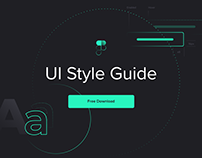 UI Style Guide - Free download