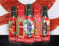 Coca-Cola - Design packaging et communication