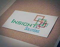 Insight Solutions - Branding Logo Design