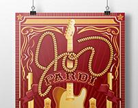 Jon Pardi | Gig Poster