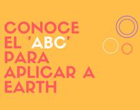 Conoce el 'ABC' para ingresar a U EARTH