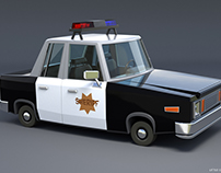 Little Cop Car