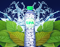 SPA mint // new fictive flavour
