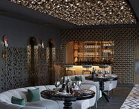 'opera' restaurant design