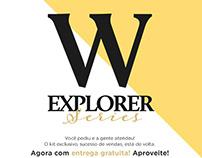W Explore Series - Wine.com.br