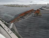Cruise Net Pier